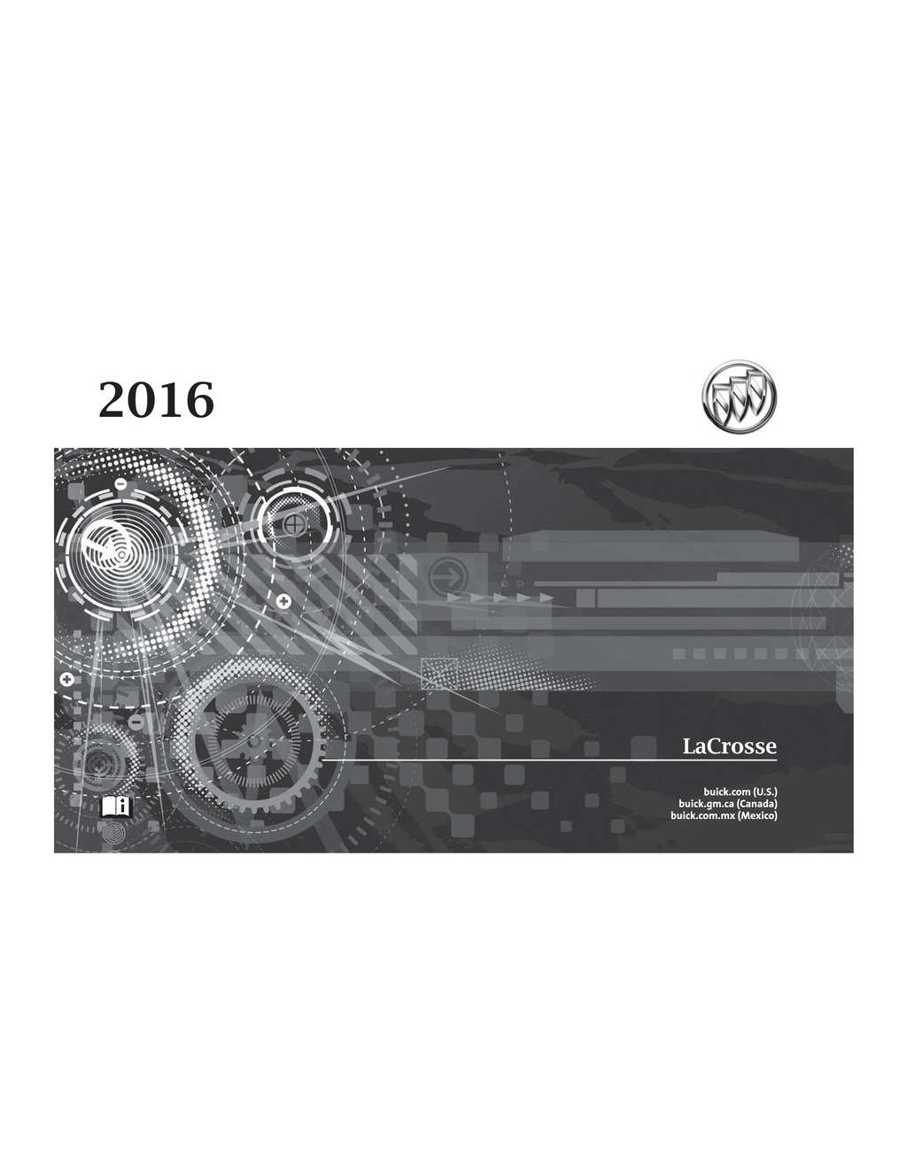 2016 Buick Lacrosse owners manual