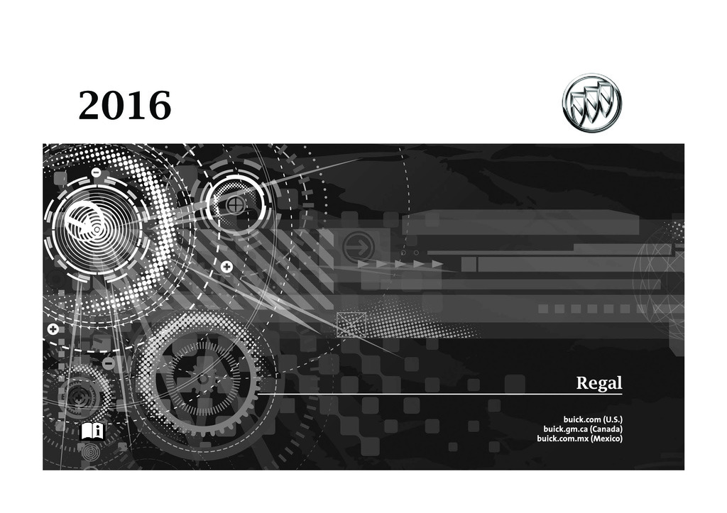 2016 Buick Regal owners manual