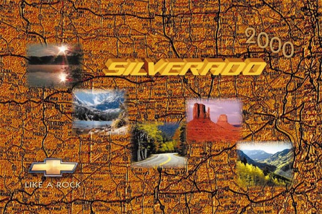 2000 Chevrolet Silverado owners manual