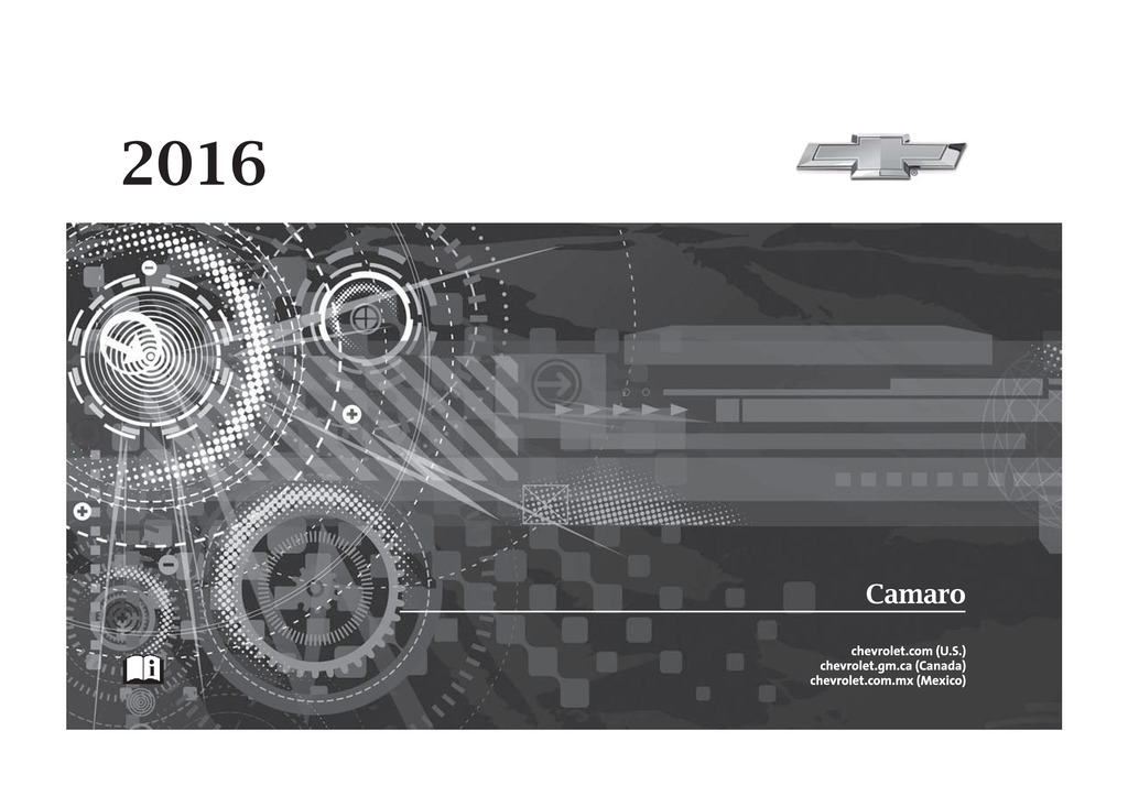 2016 Chevrolet Camaro owners manual