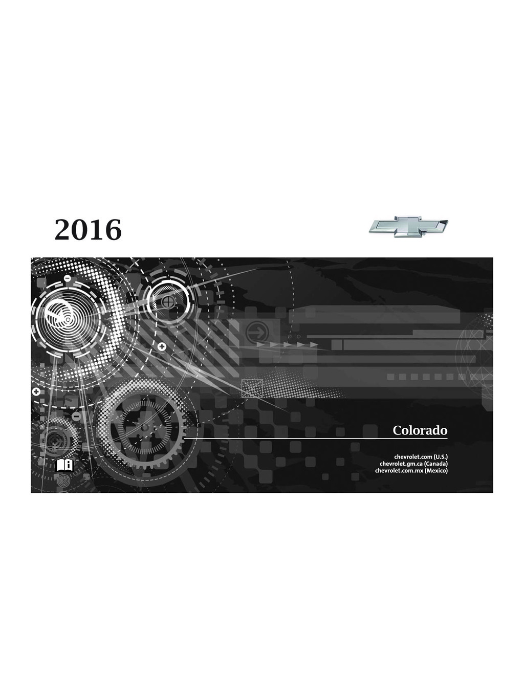 2016 Chevrolet Colorado owners manual
