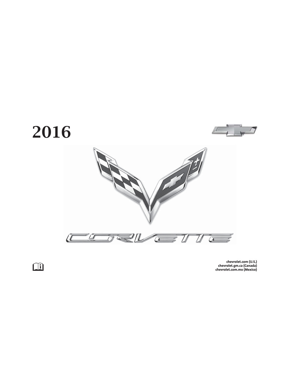 2016 Chevrolet Corvette owners manual