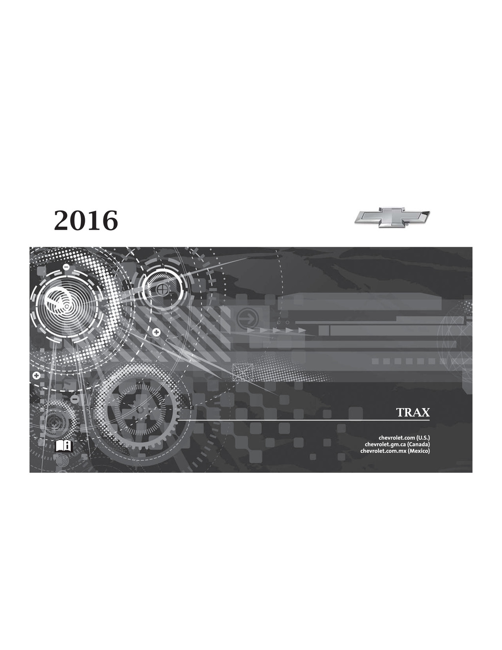 2016 Chevrolet Trax owners manual
