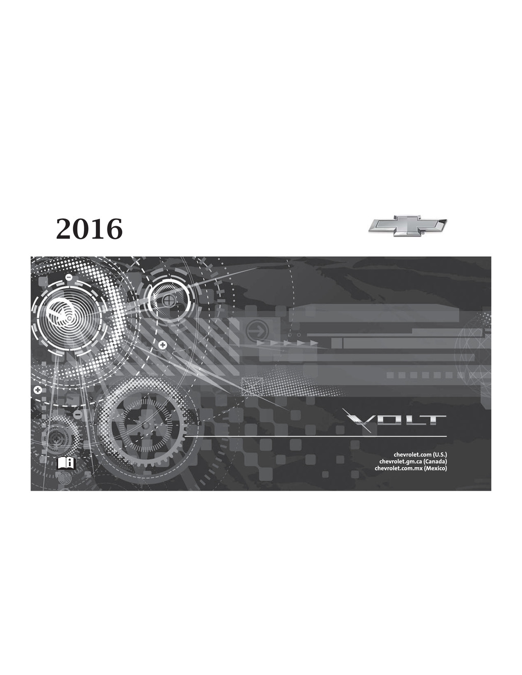 2016 Chevrolet Volt owners manual