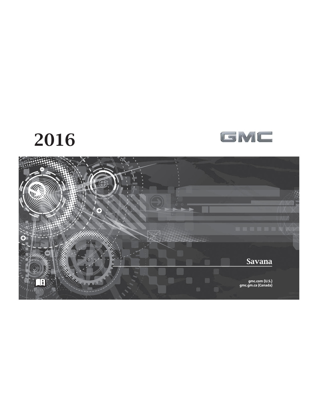 2016 GMC Savana owners manual