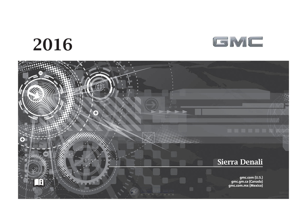 2016 GMC Sierra Denali owners manual