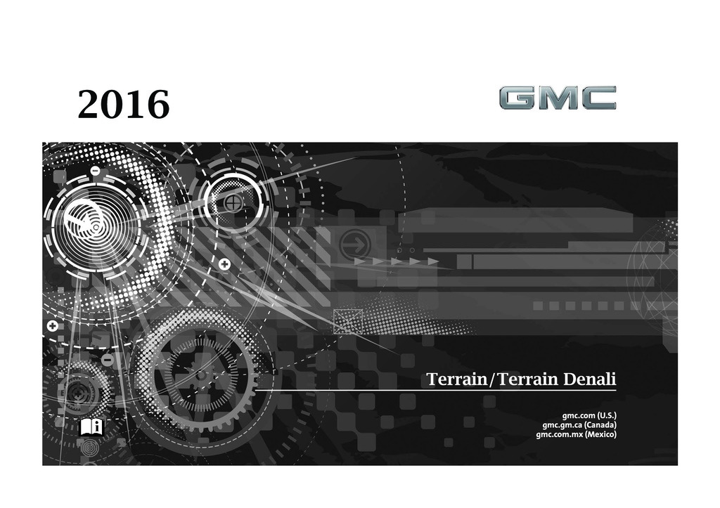 2016 GMC Terrain owners manual