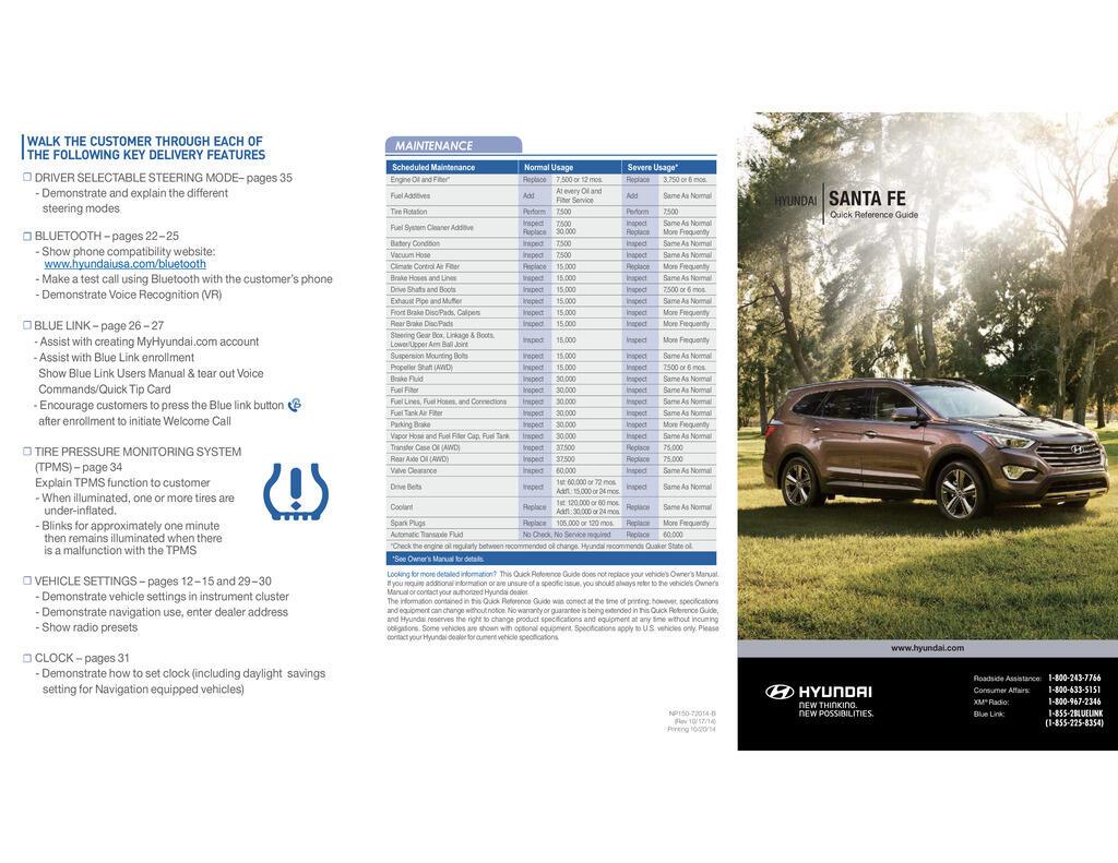 2015 Hyundai Santa Fe Owners Manual Ownersman