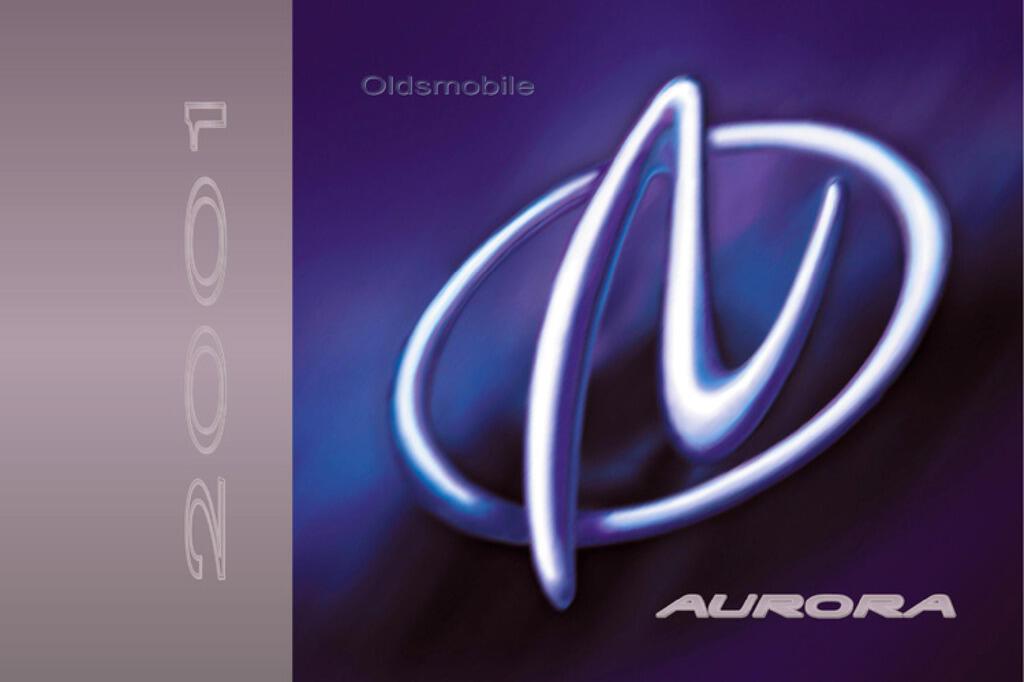 2001 Oldsmobile Aurora owners manual