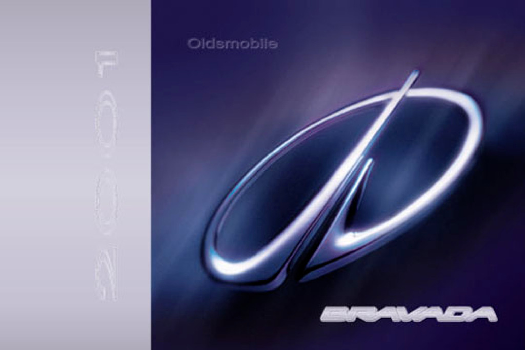 2001 Oldsmobile Bravada owners manual