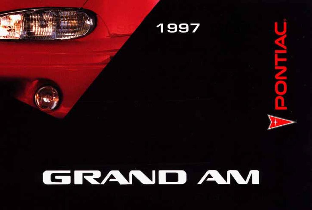 1997 Pontiac Grand Am owners manual